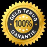 GELD-TERUG-GARANTIE